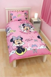 Bettwäsche Disney Minnie Maus