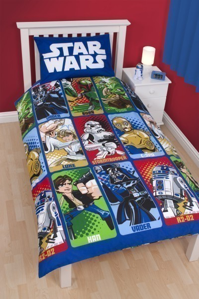bettw sche star wars anime comic bettw sche mit motiv. Black Bedroom Furniture Sets. Home Design Ideas